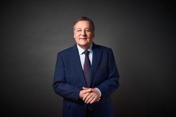 Portrait von Prof. Mag. Heinz Krammer